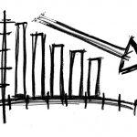 短期下落相場で大きなリターンが狙える!国際のETF VIX短期先物指数(1552)の評価・解説